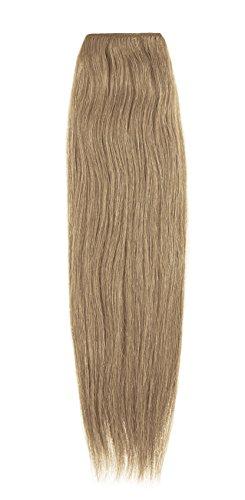 American Dream Remy 100% cheveux humains 35,6 cm soyeuse droite Trame Couleur 14 – Blond Cendré Naturel