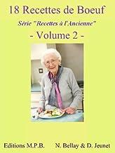 18 recettes de boeuf cuisiné à l'ancienne (Recettes à l'ancienne t. 2)