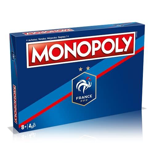 MONOPOLY FFF Federation Francaise DE Football