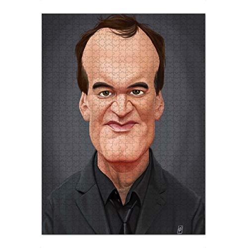 artboxONE Ravensburger-Puzzle XXL (1500 Teile) Film Quentin Tarantino - Puzzle Quentin Tarantino Movie Film