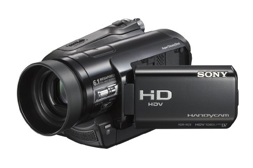 High Definition Camcorder MiniDV HDR-HC9