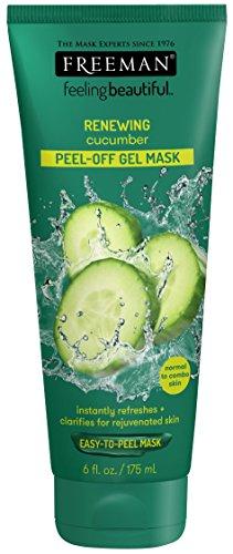 Freeman Feeling Beautiful Renewing Cucumber Peel-Off Gel Mask 175ml