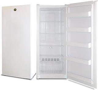 Emelcold Upright Freezer Gross Capacity 480 Liters Model: EMUFF480W 1 Year Warranty