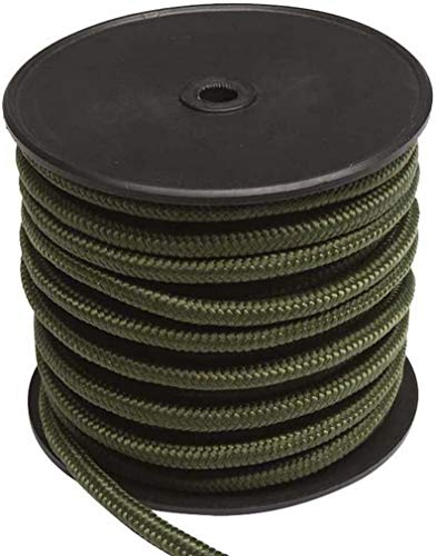 Mil-Tec Commando-Seil (30m Rolle) Oliv 9mm