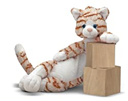 Plush Cat Craft