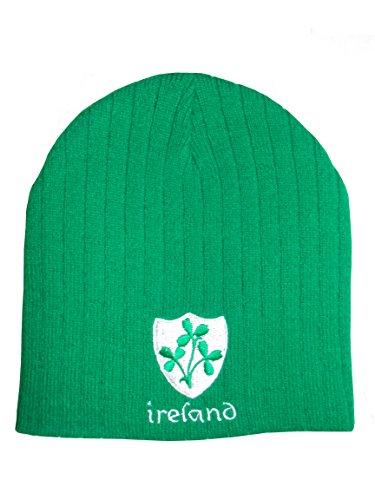 ARENA Irland Rugby grün Beanie Hat