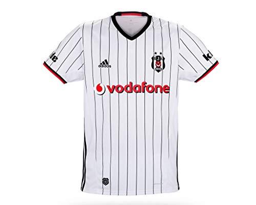 adidas Besiktas Istanbul Trikot 2016/17 Home, weiß, XL