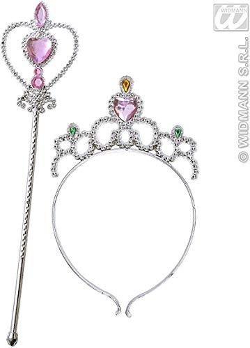 Widmann Princesse d'argent sceptre avec la couronne