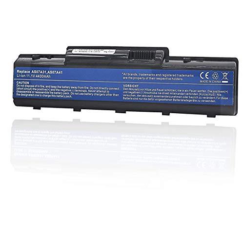 AS07A31 AS07A41 batería de portátil para Acer Aspire 4220 4310 4310G 4315 4320 4520 4520G 4710(6 celdas/4400mAh/11.1 V)