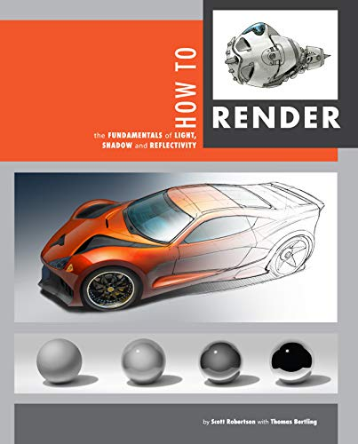 HT RENDER: The Fundamentals of Light, Shadow and Reflectivity