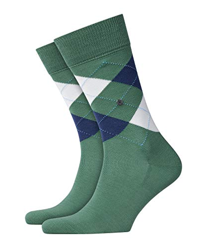 Burlington Herren Manchester M SO Socken, Grün (Hunter Green 7748), 40-46