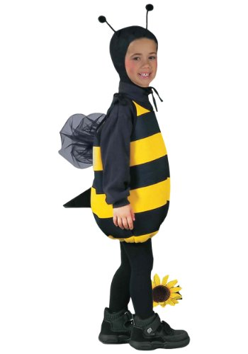Forum Novelties Honey Bee Child Costume One Color, Child Small