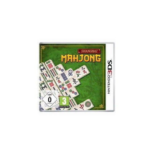 Shanghai Mahjong - [Nintendo 3DS]