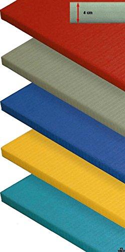 Rhode tatami Tapis de Judo 'Rhode kasei tatami', colore: verde, dimensioni: tg 1x 2m/4cm