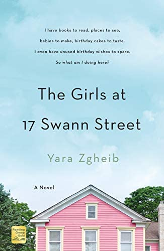 The Girls at 17 Swann Street A Novel product image