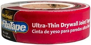 Saint-Gobain ADFORS FDW8191-U Ultra Thin Drywall Tape, 1-7/8 Inch by 300-Feet, White