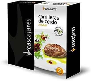 CASCAJARES - Carrilleras de Cerdo confitadas en aceite de