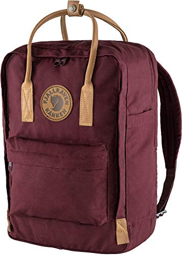 "Fjällräven Kånken No. 2 Laptop 15"" Backpack, Dark Garnet, OneSize"