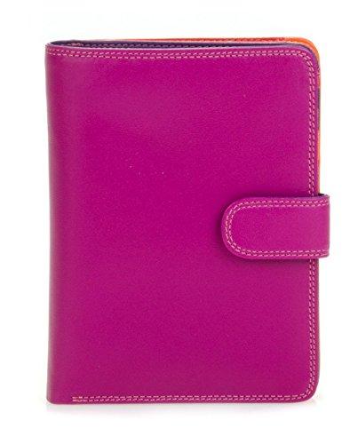 Mywalit - leder damen Geldbörse - Large wallet/zip purse - 229-75 - sangria