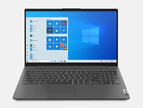 2020_Lenovo IdeaPad 5 15.6' FHD IPS Touchscreen Display, 10th Gen Intel Core i5-1035G1 CPU, 16GB DDR4 RAM, 512GB SSD, Camera, WiFi, Bluetooth, Backlit Keyboard, Fingerprint Reader, Windows 10