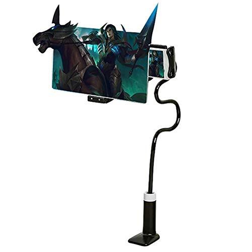 Toho vergrootglas voor smartphone, hout, 3D-mobiele telefoon vergroting, beeldscherm, film, video, versterker, houder voor bureau, opvouwbaar, standaard voor smartphone