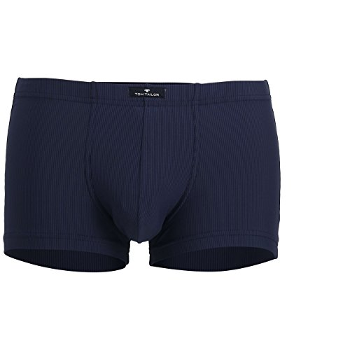 TOM TAILOR Underwear Herren Hip Pants Retroshorts, Blau (Navy 7000), X-Large (Herstellergröße: XL/7)