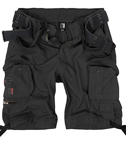 BW-ONLINE-SHOP Urban Summer Shorts schwarz - M