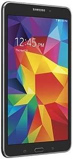 Samsung Galaxy Tab 4 4G LTE Tablet 8-Inch 16GB - Black (Verizon Wireless) (Renewed)