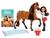 Spirit Riding Free Spirit & Lucky Deluxe Feeding Set, by Just Play