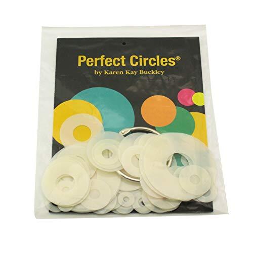 Karen Kay Buckley's Perfect Circles - 15 Sizes, 60 Circles