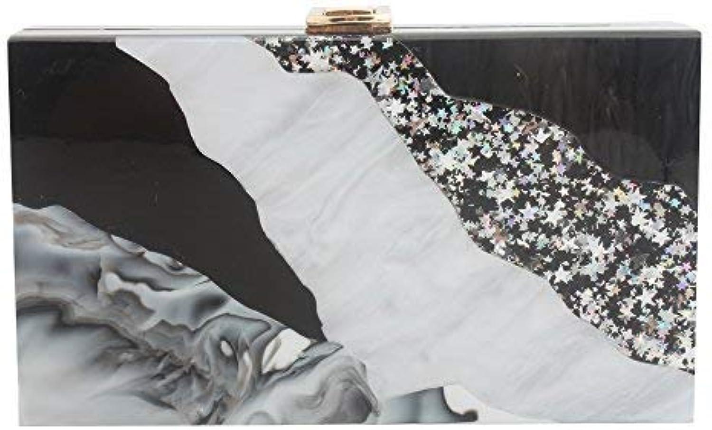Magic Wallet Acrylic Bag Women Handbags Shoulder Crossbody Bags for Womens 2018 Evening Clutch Bag Sac a Main Bolsa Feminina Top