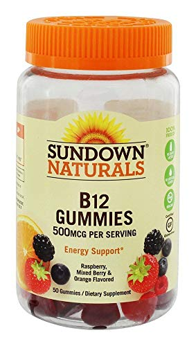 Best Sundown B12 Supplements