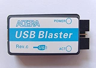 SavvyTec 2 PCS ALTERA USB Blaster ByteBlaster II CPLD FPGA Download Cable JTAG Chain Debugger