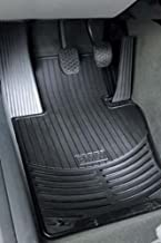 BMW Genuine Rubber Mat Black Front E46 Convertible Only