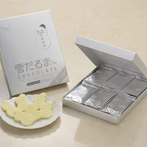 石屋製菓『雪だるまくんチョコレート ホワイト』