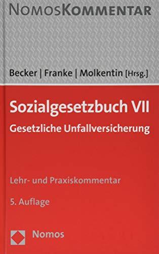 Sozialgesetzbuch VII: Gesetzliche Unfallversicherung
