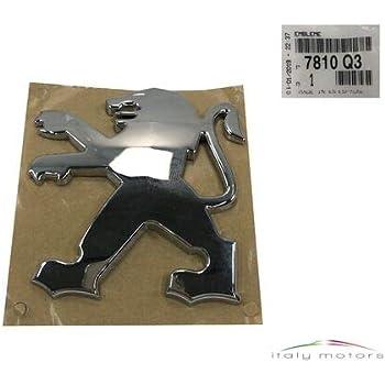 50 mm Think Ink Autocollants 3D 4 pcs Peugeot Logo Imitation Toutes Les Tailles de Garnitures de Roues Cap Centre