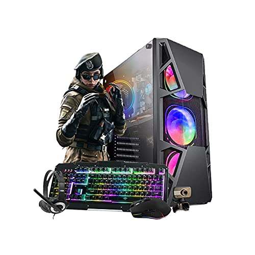 Pc Gamer Zofia I5 4ºGeração RX 570 4GB 8Gb Hd 1Tb