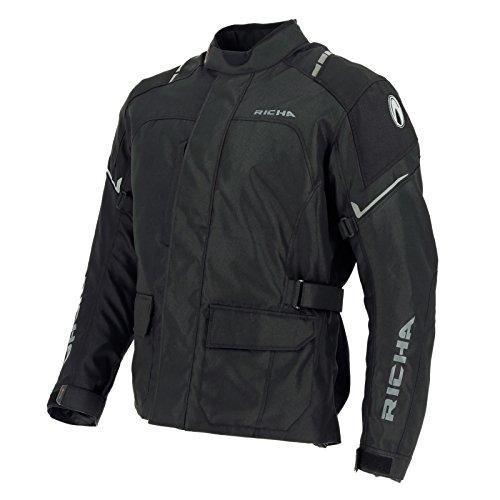 Richa Condor Jacke schwarz 3XL - Motorradjacke