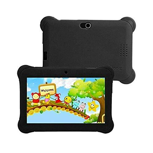 RUNNA M1 Llamada de teléfono 3G Tablet PC, de 10,1 Pulgadas, 2 GB + 32 GB, Android 4.4 MTK6592 Octa-Core de hasta 1,3 GHz, WiFi, Bluetooth, OTG, GPS (Color : Black)
