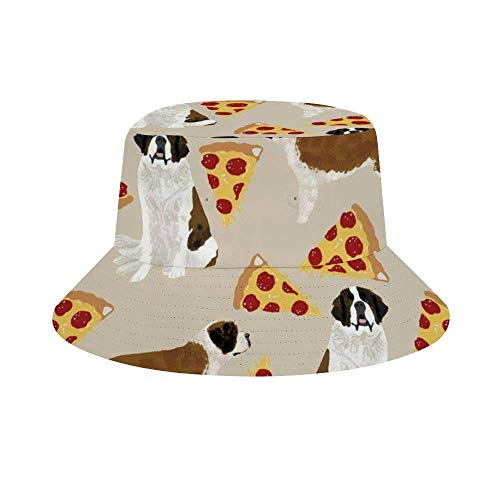 Yuanmeiju Cubo de Sombrero para el Sol Style Men Women Foldable Sombrero de Playa de Pescador Sun...