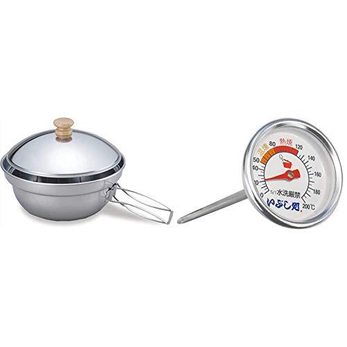 ソト(SOTO) キッチン香房 ST-125 ST-125 & スモーカー用 温度計 ST-140【セット買い】