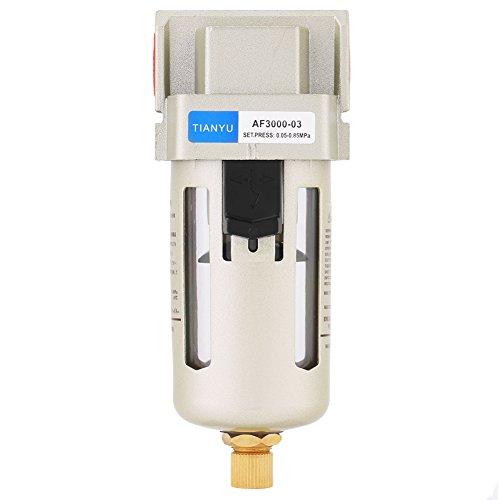 1 pcs Moisture Air Filter AF3000-03 G3/8'' Compressed Air Compressor In Line Moisture Water Filter