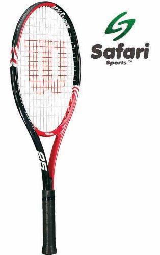 Wilson Federer Junior 25 (besaitet) ab 10 Jahre/140 cmGr. 0