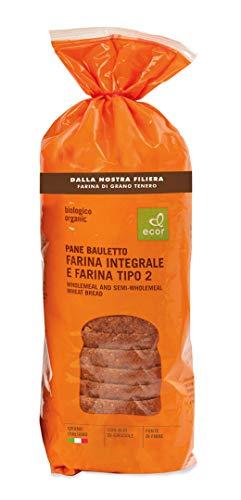 Chleb tostowy pełnoziarnisty BIO 400 g Ecor