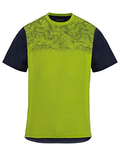 VAUDE Moab IV T-Shirt Homme, Chute Green, L