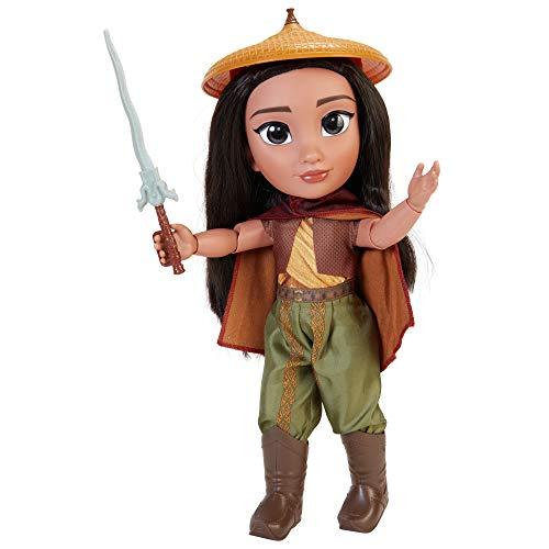 Disney's Raya and the Last Dragon Doll Articulated Large Raya Doll