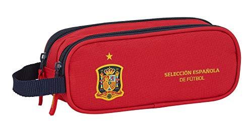 Portatodo Doble de Selección Española de Fútbol, 210x60x80mm