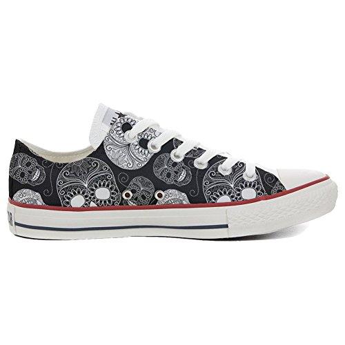 MYS Original America Shoes Slim Customized gepersonaliseerde schoenen (handwerk schoenen) Paisley