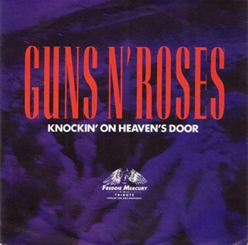 Knockin' on heaven's door (1992) / Vinyl single [Vinyl-Single 7'']